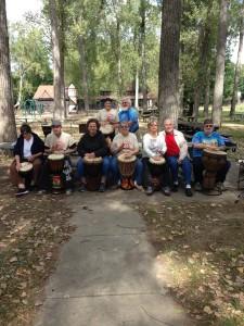 cropwalk 2015 peggy drums